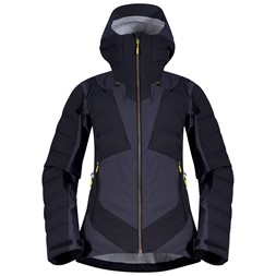 Hemsedal Hybrid Lady Jacket Dark Navy / Night Blue