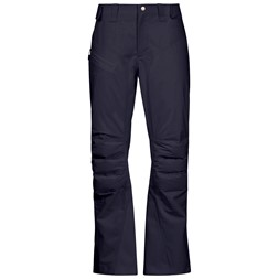 Hemsedal Hybrid Lady Pants Dark Navy