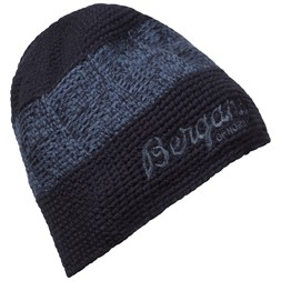 Tryvann Youth Beanie Dark Navy / Fogblue