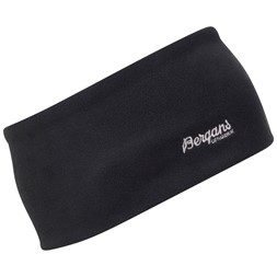 Hurdal Headband Black