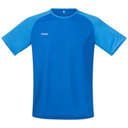 Slingsby Tee Athens Blue / Light Winter Sky / Aluminium