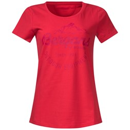 Classic W Tee Strawberry / Bougainvillea