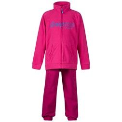 Smådøl Kids Set Hot Pink / Cerise / Light Winter Sky