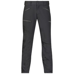 Brekketind Pants Solid Charcoal