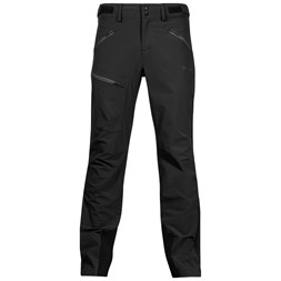 Okla Pants Black / Solid Charcoal