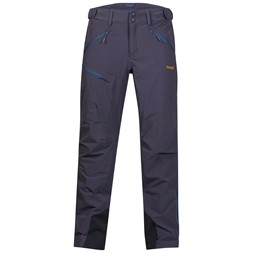 Okla Pants Night Blue / Dusty Blue