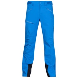 Okla Pants Athens Blue / Light Winter Sky