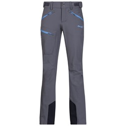 Okla Lady Pants Graphite / Summerblue