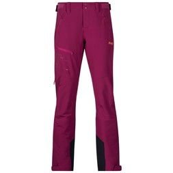 Osatind Lady Pants Dusty Cerise / Cerise / Pumpkin