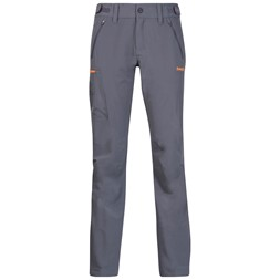 Torfinnstind Lady Pants Solid Dark Grey / Pumpkin