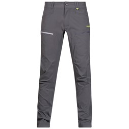 Utne Pants Graphite / Solid Light Grey / Spring Leaves