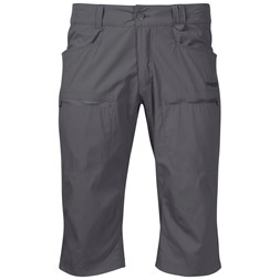 Utne Pirate Pants Solid Dark Grey / Solid Charcoal