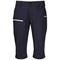 Utne Lady Pirate Pants Dark Navy / Aluminium