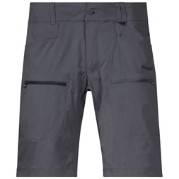 Utne Shorts Solid Dark Grey / Solid Charcoal