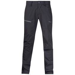 Moa Pants Solid Charcoal / Solid Grey