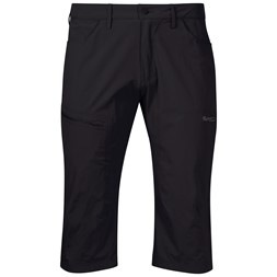 Moa Pirate Pants Black