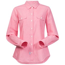 Justøy Lady Shirt Long Sleeve Pale Coral