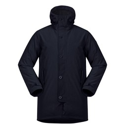 Oslo Down Parka Dark Navy Melange