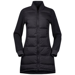 Oslo Down Hybrid Long W Jacket