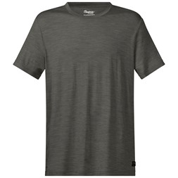 Oslo Wool Tee Green Mud