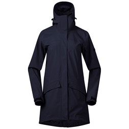 Oslo 2L W Coat Dark Navy
