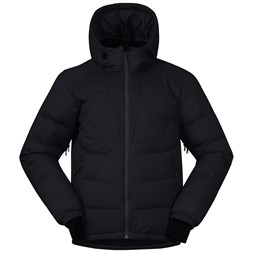 Sauda Down Jacket Black / Solid Charcoal