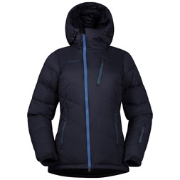 Fonna Down Lady Jacket Dark Fogblue / Fogblue