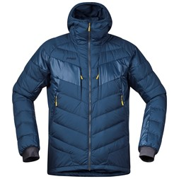 Nosi Hybrid Down Jacket Dark Steel Blue / Dark Navy