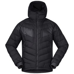 Nosi Hybrid Down Jacket Solid Charcoal