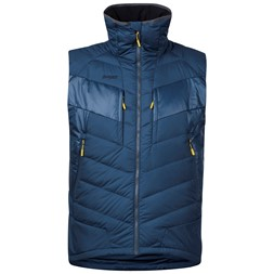 Nosi Hybrid Down Vest Dark Steel Blue / Dark Navy