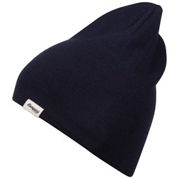 Slingsby Wool Beanie Dark Navy