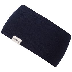 Slingsby Wool Headband Dark Navy