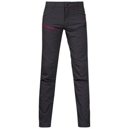 Utne Youth Girl Pants Solid Charcoal / Cerise / Dusty Cerise