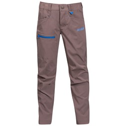 Utne Kids Pants Clay / Athens Blue / Light Winter Sky