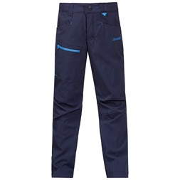 Utne Kids Pants Navy / Light Winter Sky / Athens Blue