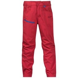 Utne Kids Pants Red / Athens Blue / Burgundy