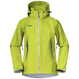 Sjoa 3L Youth Jacket Sprout Green / Aluminium / Classic Blue