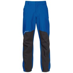 Sjoa 2L Youth Pants Classic Blue / Solid Charcoal / Dark Navy