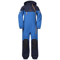 Ruffen Insulated Kids Coverall Athens Blue / Navy / Desert