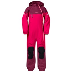 Ruffen Insulated Kids Coverall Dark Sorbet / Jam / Desert