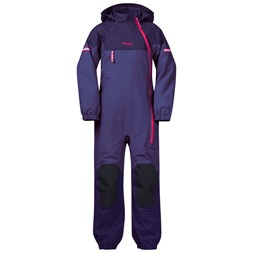 Ruffen Insulated Kids Coverall Light Viola / Viola / Raspberry
