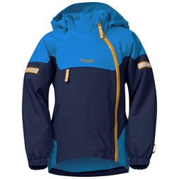 Ruffen Insulated Kids Jacket Navy / Athens Blue / Desert