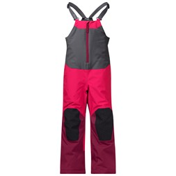 Ruffen Insulated Kids Salopette Dark Sorbet / Jam