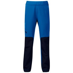 Ruffen Lt Softshell Kids Pants Athens Blue / Navy