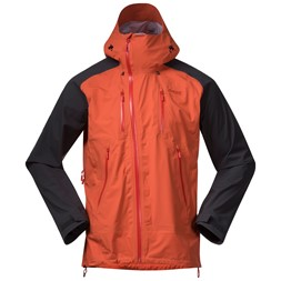 Romsdal 3L Jacket Lava / Solid Charcoal