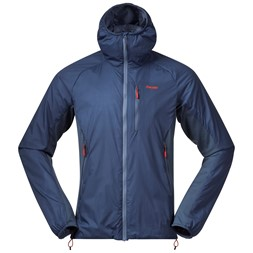 Romsdal Light Insulated Jacket Fogblue / Light Fogblue / Lava