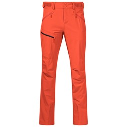 Romsdal Softshell Pants Lava / Solid Charcoal