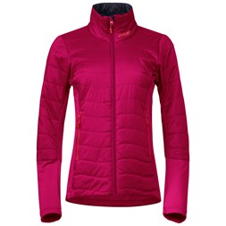 Fløyen Light Insulated W Jacket Bougainvillea / Strawberry