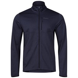 Fløyen Fleece Jacket Dark Navy / Dark Steel Blue