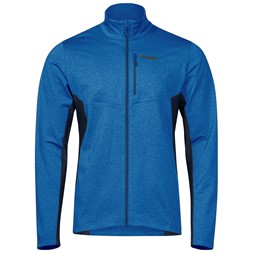 Fløyen Fleece Jacket Fjord / Dark Steel Blue